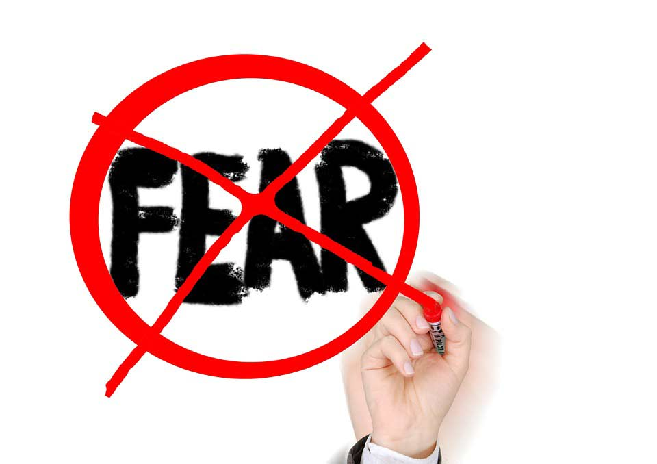 Fear of Failure?  That's nothing! What about fear of SUCCESS!!!